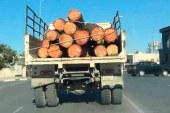 Trafikte 'yok artık' dedirten görüntü!