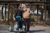 Şekil değiştiren robotik tekerlekli sandalye!
