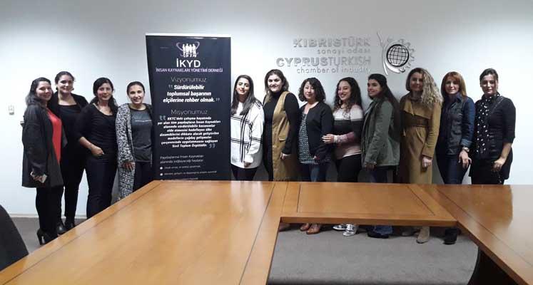 Photo of İnsan Kaynakları Yönetimi Derneği, Stresine Hakim Ol Eğitimini gerçekleştirdi