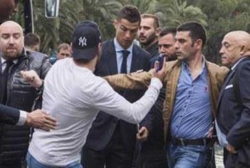 Güney Kıbrıs'ta Cristiano Ronaldo skandalı