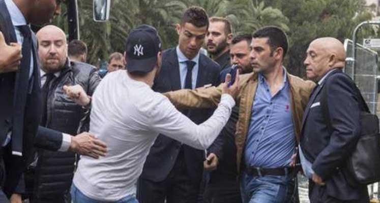 Photo of Güney Kıbrıs'ta Cristiano Ronaldo skandalı