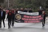 KTOEÖS '24 Kasım Öğretmenler Günü' dolayısıyla eylem yaptı