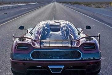 Dünyanın en hızlı otomobili: Koeniggsegg Agera RS