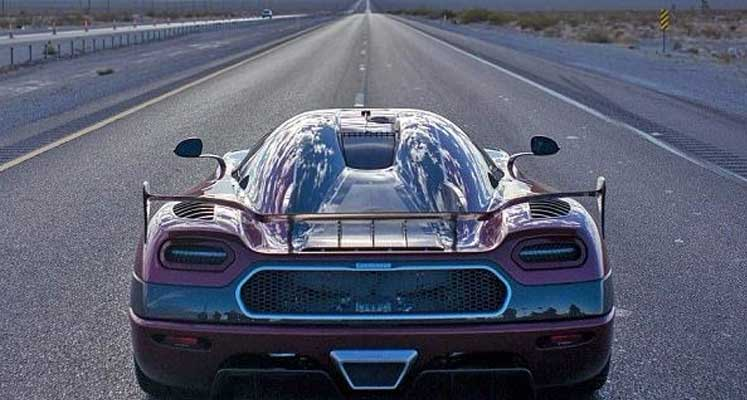 Koeniggsegg Agera RS