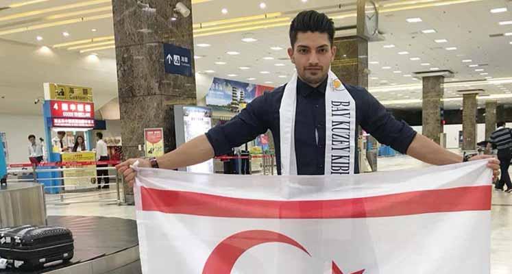 Bay Kuzey Kıbrıs ikincisi Tayvan'da bayrak açtı