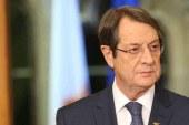 Anastasiadis: Guterres'e mekik diplomasisi önerdim