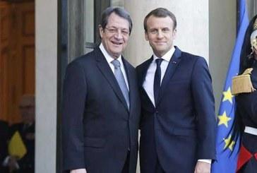 Anastasiadis, Fransa'ya önemli teklif