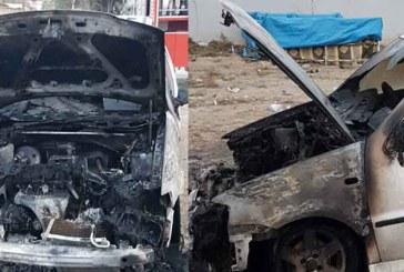 Araca kasti hasar: 1 kişi tutuklandı