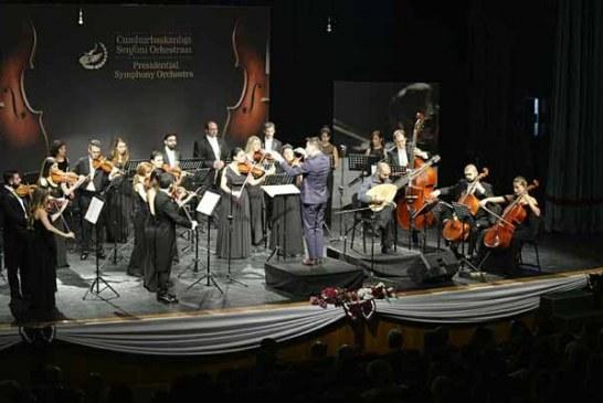 CSO, Barok Konserleri ile ayakta alkışlandı
