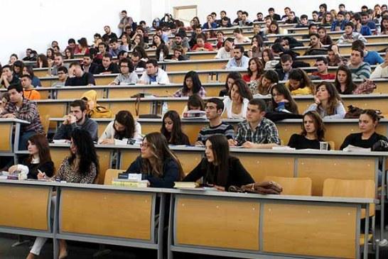 134 öğrenci burs hakkı kazandı