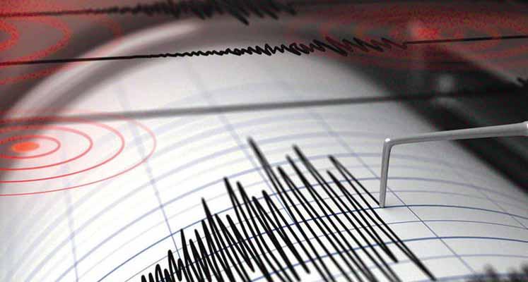 Photo of Marmaris açıklarında 5,4 büyüklüğünde deprem