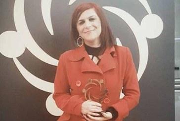 Devrim Demir, yılın en iyi muhabiri seçildi