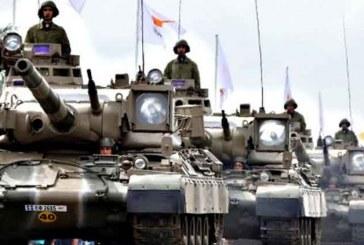 Güney Kıbrıs'ın savunma bütçesi 'dibe vurdu'