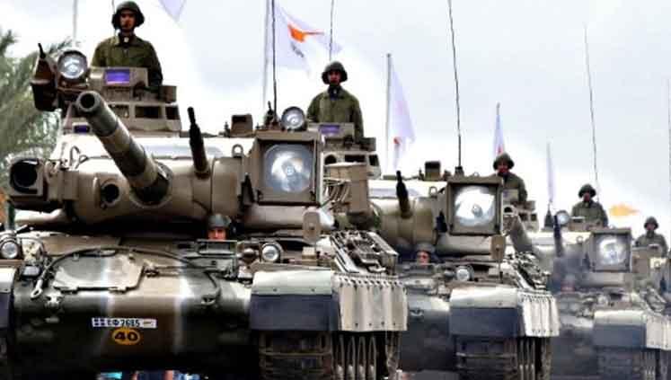 Photo of Güney Kıbrıs'ın savunma bütçesi 'dibe vurdu'