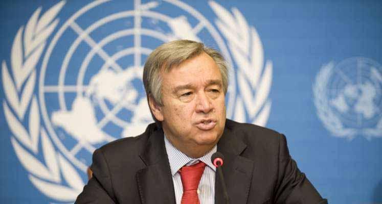 Photo of BM Genel Sekreteri Guterres'ten İdlib'de ateşkes çağrısı