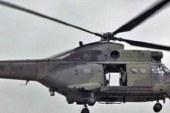 Meksika'da polis helikopteri düştü