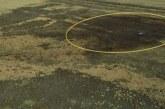 55 bin varil petrol tarlalara aktı