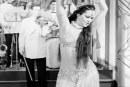 Ünlü Yıldız Pola Morelli,  Kıbrıs Günleri ve 1964 Sürgünü