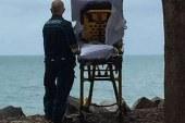 Okyanusu görmek isteyen kadının son arzusu yerine getirildi