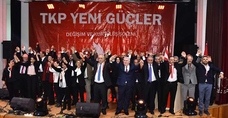 TKP adayları belirlendi