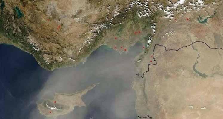 Photo of Meteoroloji Dairesi'nden toz uyarısı