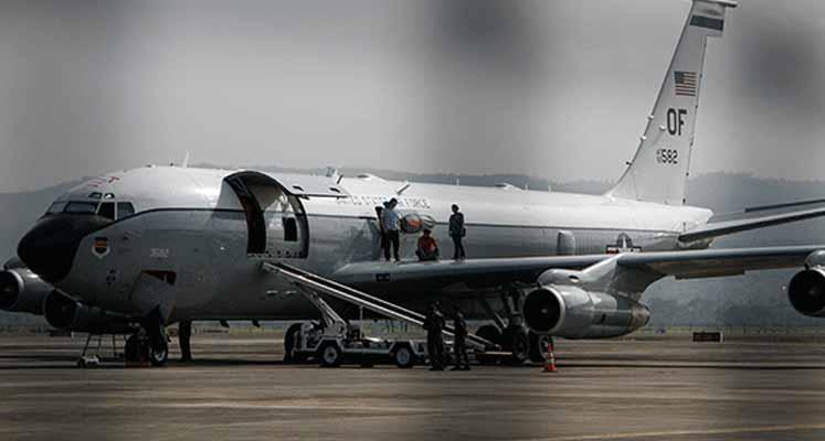 Photo of ABD askeri uçağı Filipin Denizi'nde düştü