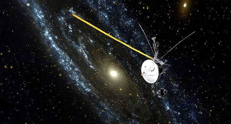 Photo of Uzayda dolaşan Türkçe mesajın sırrı ortaya çıktı