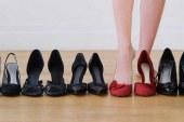 Yanlış ayakkabı seçimi diz ve kalçayı vuruyor