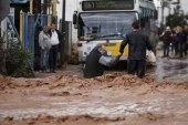 Yunanistan'daki Sel Felaketinde Ölü Sayısı 19'a Yükseldi
