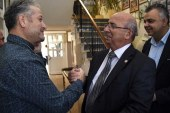 TDP milletvekili adayları Girne'deydi…