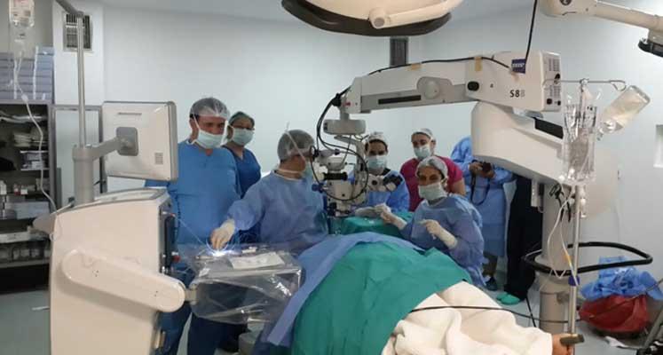 Lefkoşa Burhan Nalbantoğlu Devlet Hastanesi Göz Kliniği
