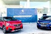 Yeni Suv modeli Peugeot 3008 Dereboyu'nda görücüye çıktı