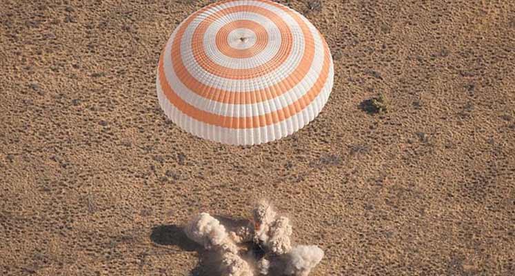Soyuz kapsülü