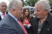Değişim ve Kurtuluş İttifakı milletvekili adayları Güzelyurt'ta