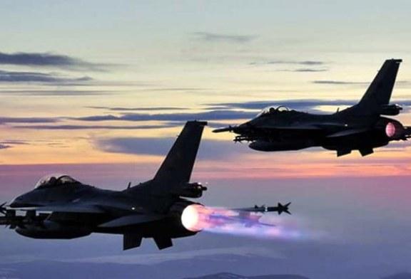 TSK, Irak'ın Kuzeyine Hava Harekatı Düzenledi