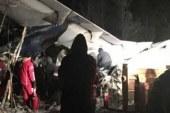 Kanada'da uçak düştü: Herkes kurtuldu