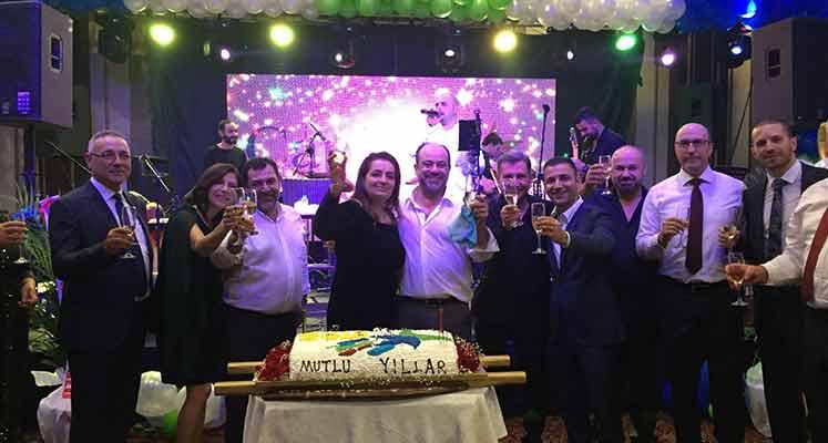 Photo of KKTC'nin Yıldızları 2018'e Savoy Hotel'de Merhaba Dedi