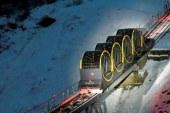 Dünyanın en dik feniküleri İsviçre'de açılıyor