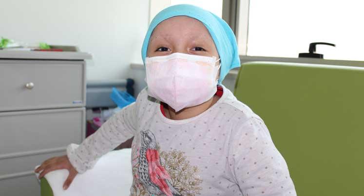 """Photo of """"Çocuklar kanserle yalnız savaşamaz!"""""""