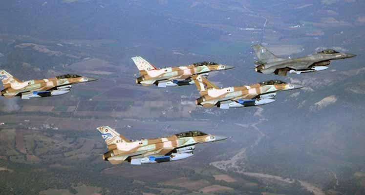 Photo of İsrail, Suriye'ye hava saldırısı düzenledi