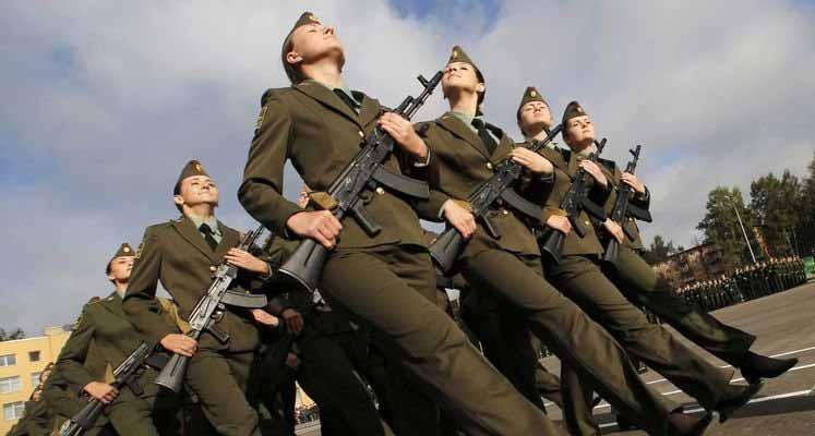 kadın-asker