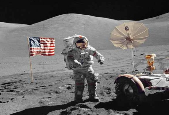 ABD Başkanı Trump: NASA Tekrar Ay'a Gidecek