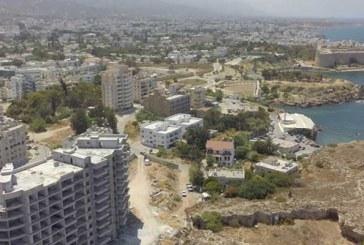 """Kıbrıslı Türklere """"inşaat"""" tehdidi"""