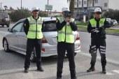 Polis Lefkoşa ve Girne'de Asayiş ve Trafik Operasyonu Yaptı