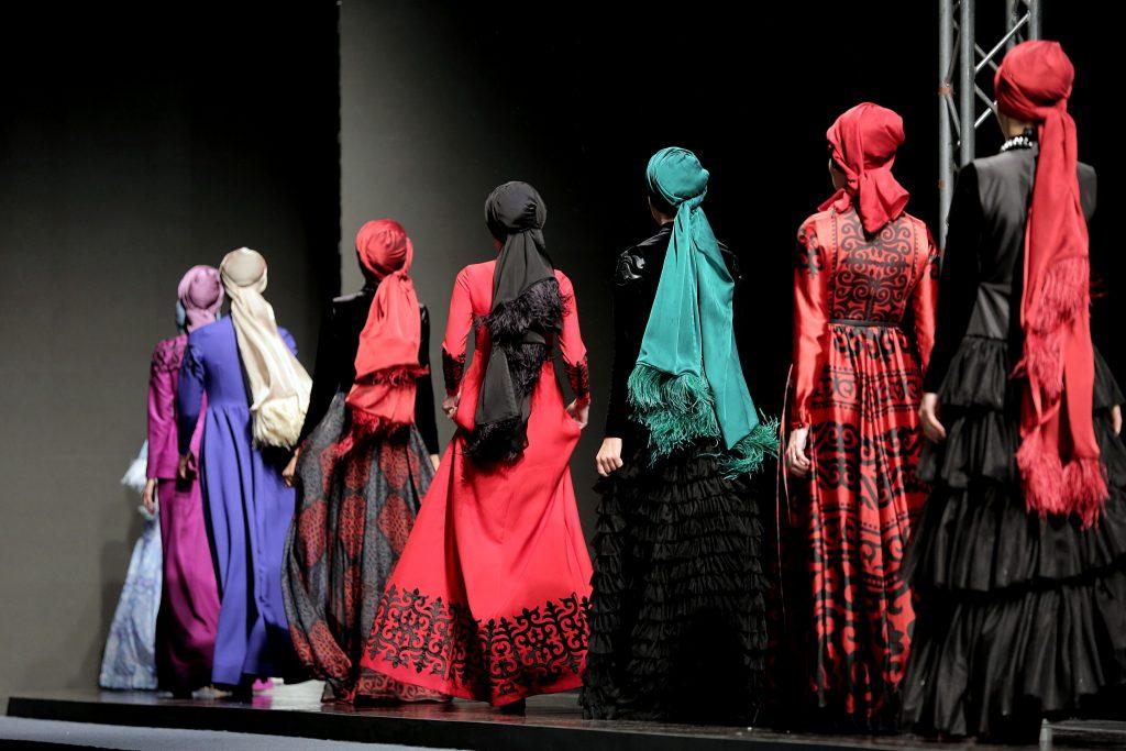 Dubai Moda Haftası başladı