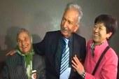Kore Gazisi Süleyman Dilbirliği'nin eşi Nimet Dilbirliği hayatını kaybetti