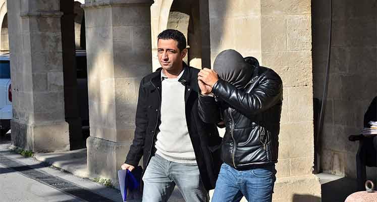 Vergi borçları ortaya çıkınca tutuklandı