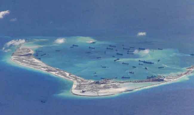Çin'den çok sert açıklama! 'ABD savaş gemileri karasularımıza girdi'