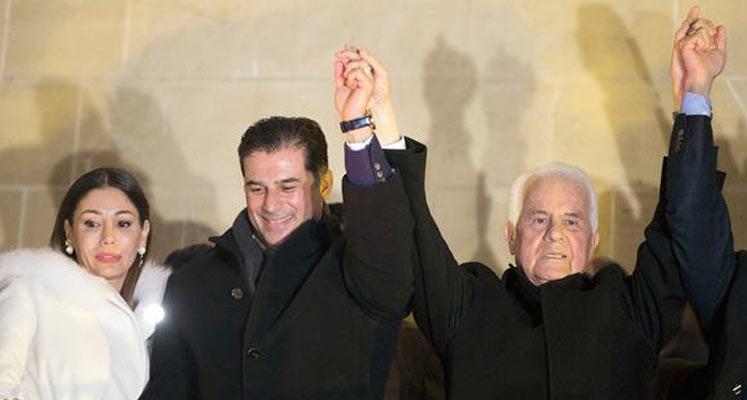 Photo of Başbakan Özgürgün İnci Pars ile evlendi