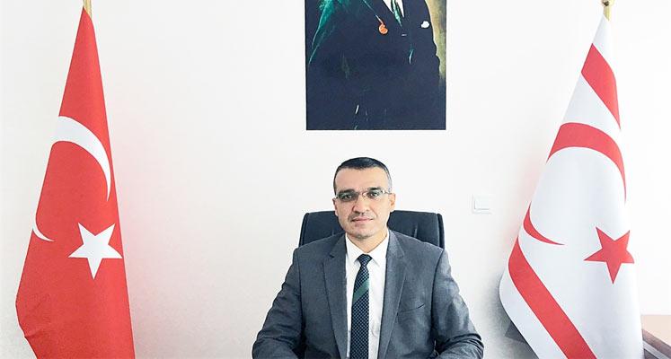 KIBTES, Denktaş'ın 6'ncı ölüm yıldönümü dolayısıyla mesaj yayımladı